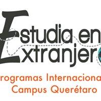Estudia en el Extranjero - Campus Querétaro