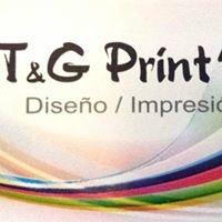 T & G PRINTs La Linea