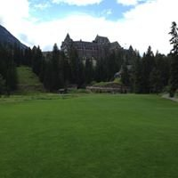 Banff Spring's Golf Course