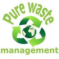 Pure waste management