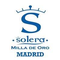Solera Milla de Oro - Madrid -