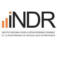 INDR - Institut national pour le développement durable et la RSE