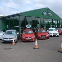 Vincents Motors Ltd