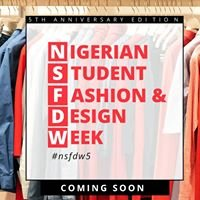 Nigerian Student Fashion And Design Week
