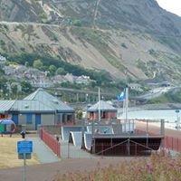 Beach cafe Penmaenmawr