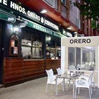 Cafetería Rte. Hermanos Orero