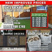 Comley paving & fencing