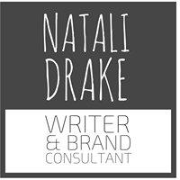 Natali Drake - Writer, BrandConsultant & Art Director