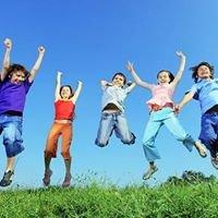 Kids fun in the sun