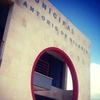 Biblioteca Pública Antonio de Hilaria