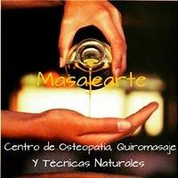 Masajearte - Centro de Osteopatia, Quiromasaje y Técnicas Naturales