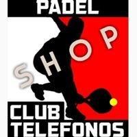 Shop Padel Telefonos