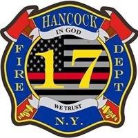 Hancock Volunteer Fire Department