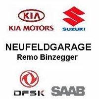 Neufeldgarage Remo Binzegger