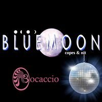 Discoteca Bluemoon - Bocaccio