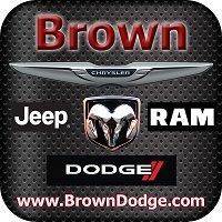Brown Dodge Chrysler Jeep Ram