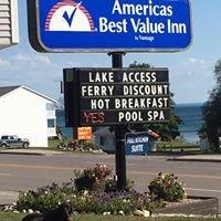 Americas Best Value Inn St. Ignace