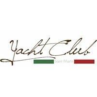 Restaurant Yacht Club St Martin