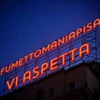Fumettomania Pisa