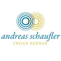Andreas Schaufler, Freier Redner professionelle Dienstleistung