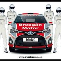 Toyota Breogán Rally Selección