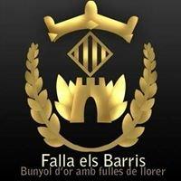 Falla Els Barris