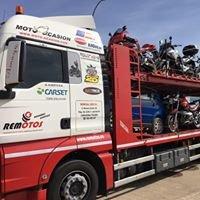 Remotos - Transporte de Motos.