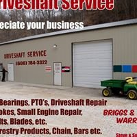 Rowan Driveshaft Service and Small Engine Repair