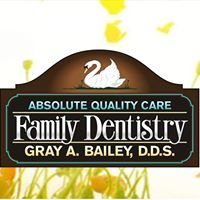 Dr Gray A. Bailey - Absolute Quality Care Family Dentistry