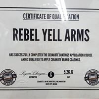 Rebel Yell Arms LLC  A FFL Manufacturer of Firearms