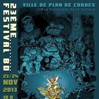 Festival de Bande Dessinée de Plan-de-Cuques