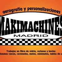 Makimachines Madrid