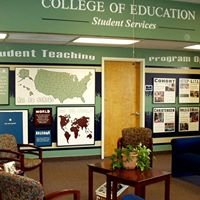 N.A.U. College of Education Student Services