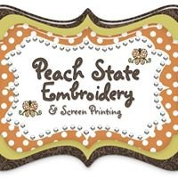peachstate embroidery