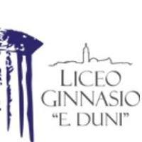 """Liceo Classico """"E. Duni"""""""