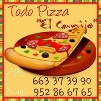 """Todo pizza """"El canijo"""""""