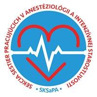Sekcia sestier pracujúcich v anestéziológii  a intenzívnej starostlivosti