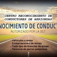 Centro de Reconocimiento de Conductores