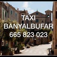 TAXI Banyalbufar