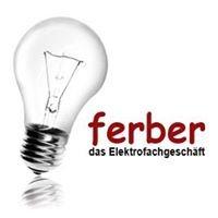 Ferber - das Elektrofachgeschäft