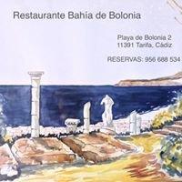 Restaurante Bahia de Bolonia