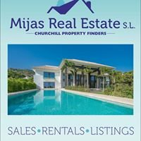 Mijas Real Estate S.L Churchill Property Finders