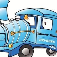 Crucenia Express Blauer-Klaus