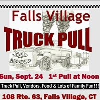 Falls Village Truck Pull