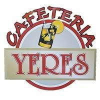 Cafetería Yeres