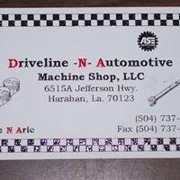 Driveline-N-Automotive Machine Shop, LLC