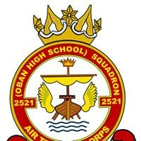 2521 Oban High School Squadron Royal Air Force Air Cadets
