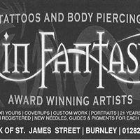 Skin Fantasy Tattoos