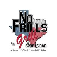 No Frills Grill & Sports Bar -Mansfield