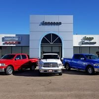 Janssen Chrysler Jeep Dodge RAM Of North Platte